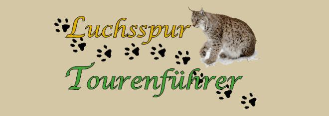 Luchsspur Touren- und Wanderführer